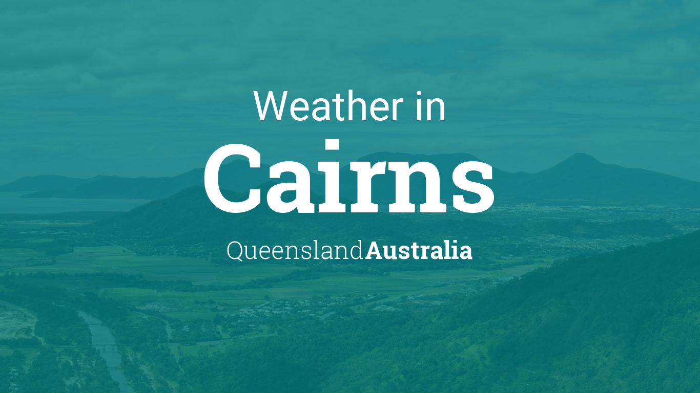 cairns weather - photo #22