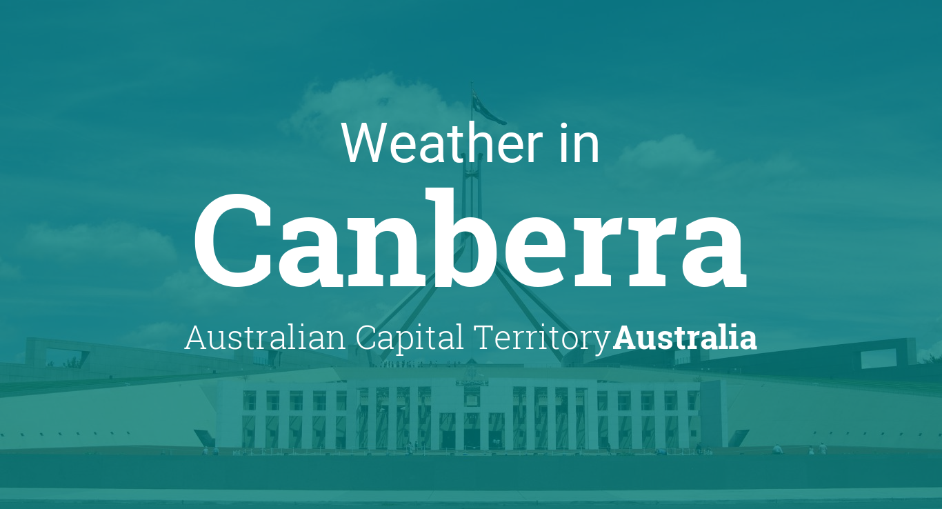 canberra weather - photo #5