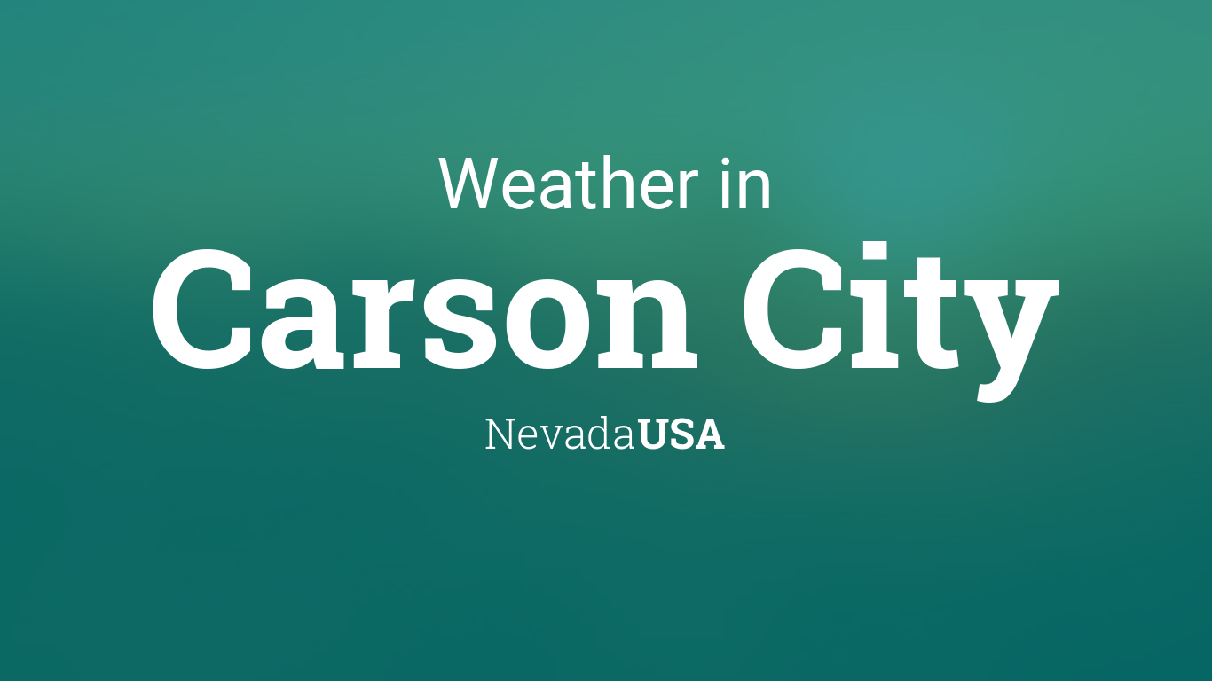 Calendar Year Planner : Weather for carson city nevada usa