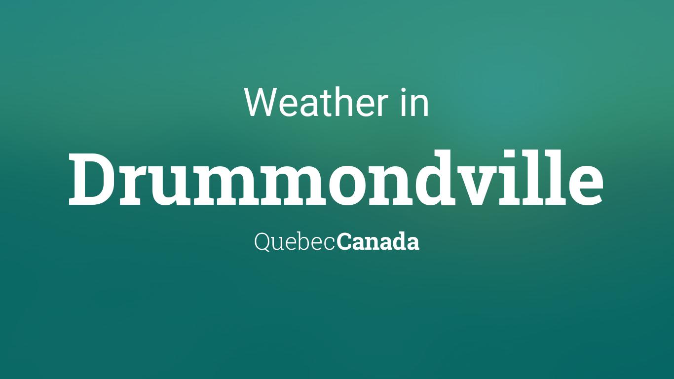 Calendar Planner Creator : Weather for drummondville quebec canada