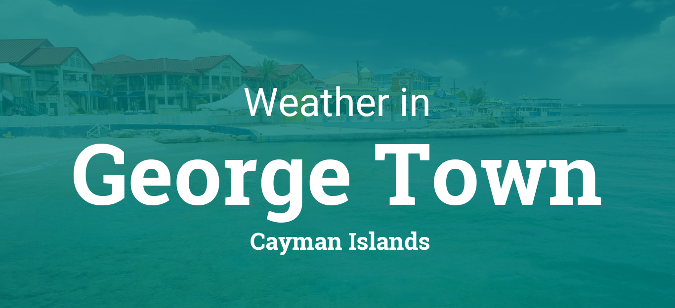 Cayman Islands Extended Weather Forecast