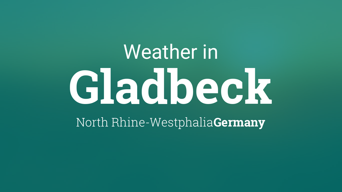 Dating gladbeck