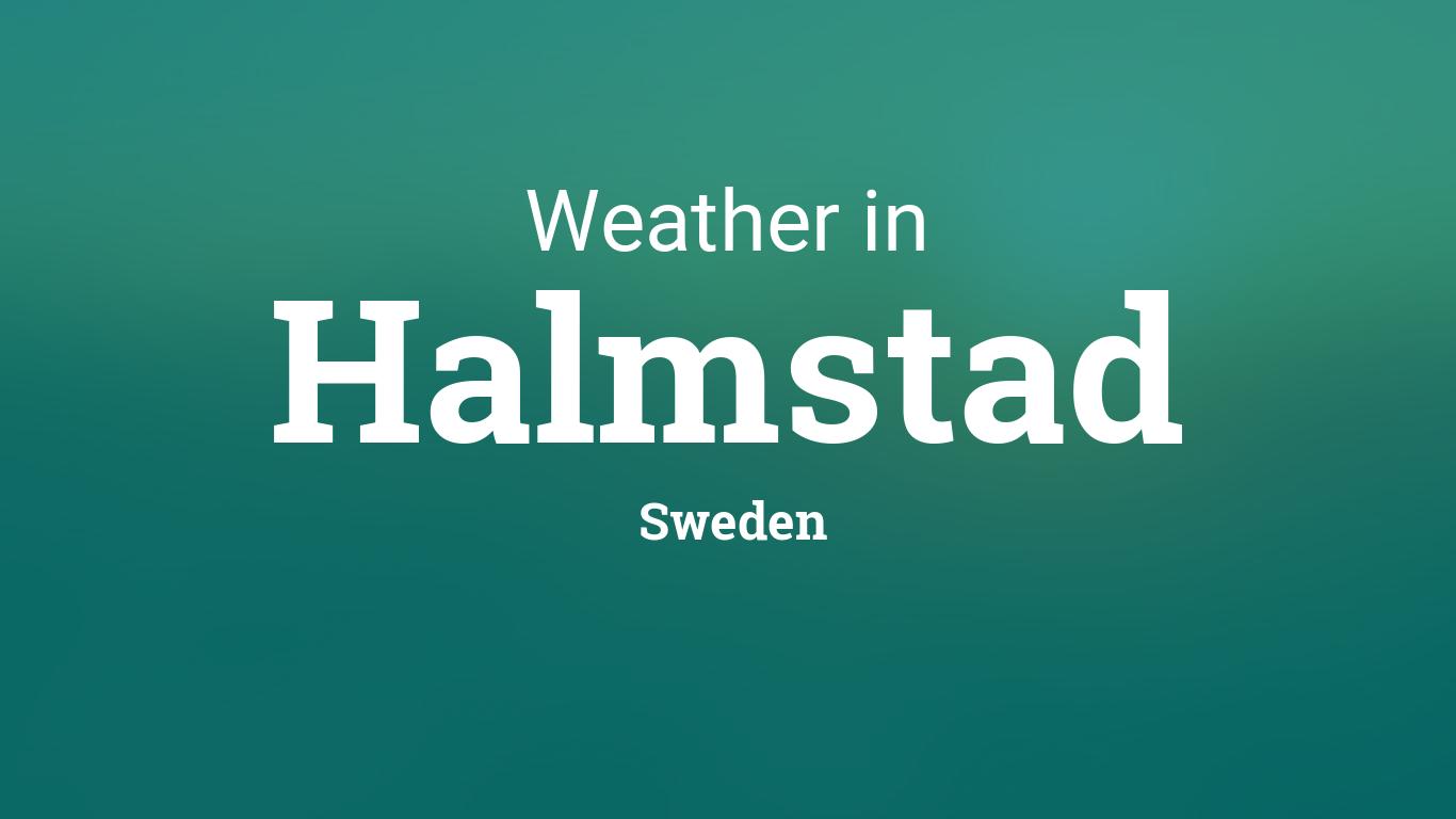 Weather for Halmstad, Sweden