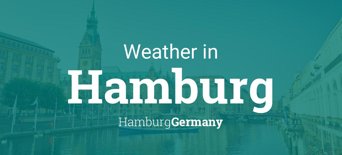 Weather Hamburg