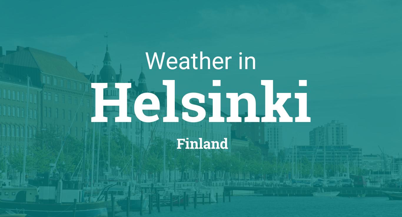 Météo Helsinki