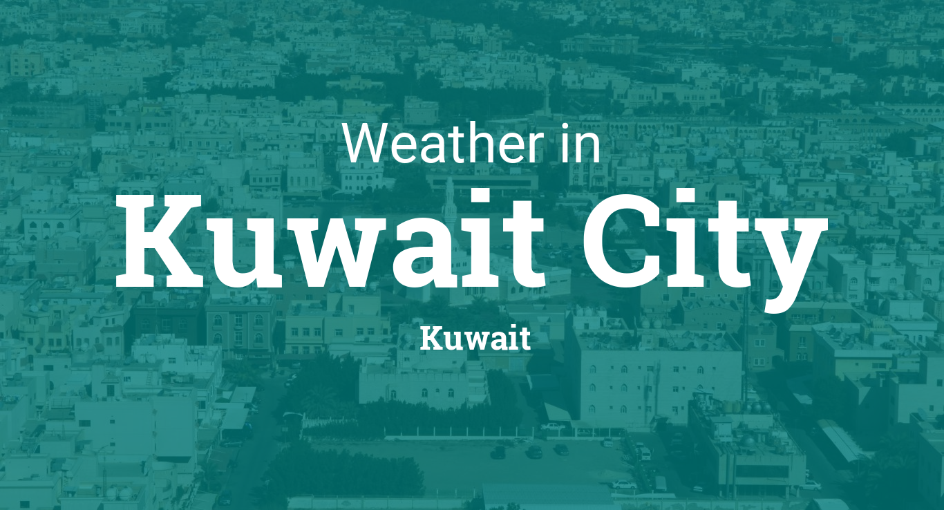 weather for kuwait city kuwait. Black Bedroom Furniture Sets. Home Design Ideas