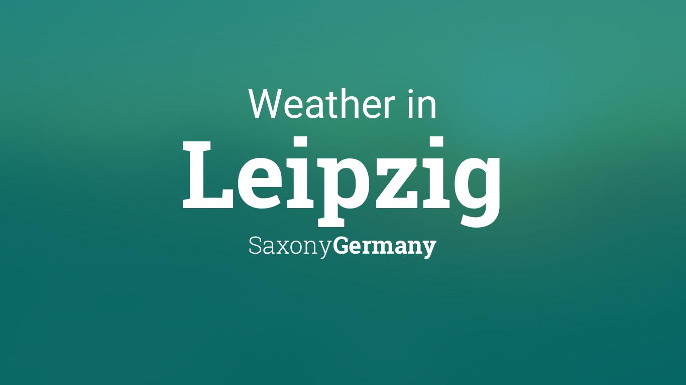 Wetter Leipzig.Com