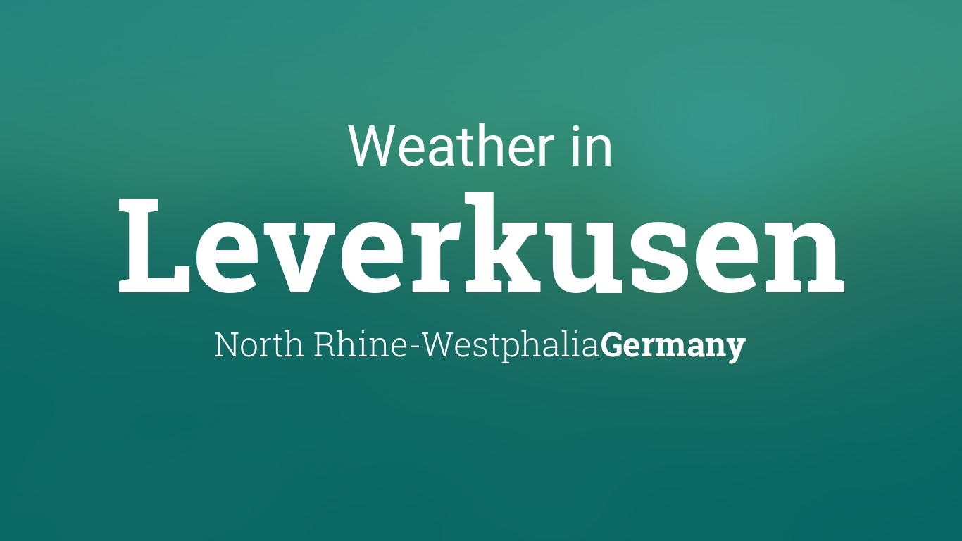 Leverkusen Weather