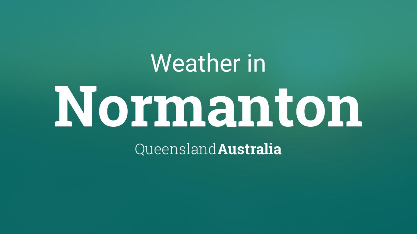 Weather for Normanton, Queensland, Australia