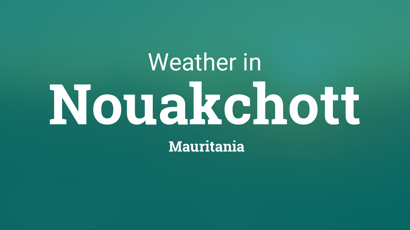 Mauritania - Country Profile - Nations Online Project