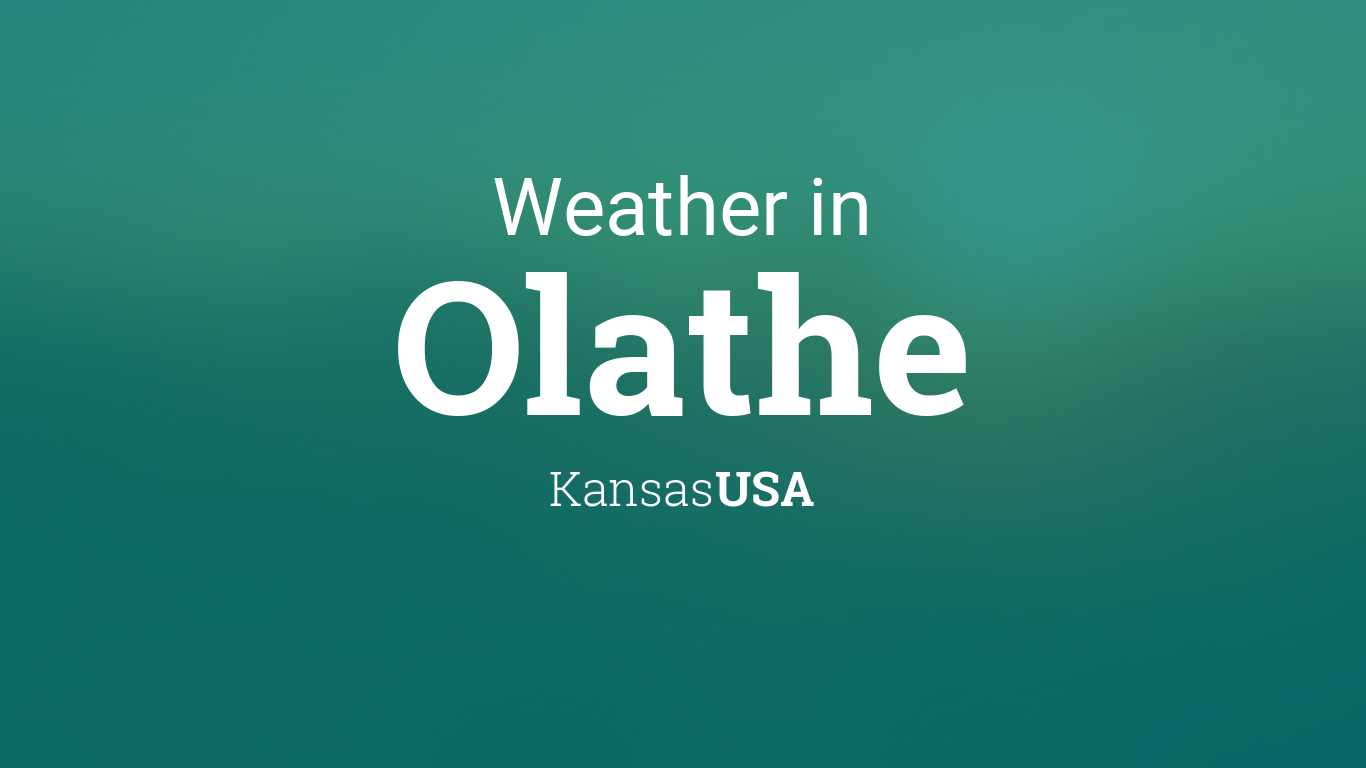 February 2020 Weather Calendar Olathe Ks Weather for Olathe, Kansas, USA