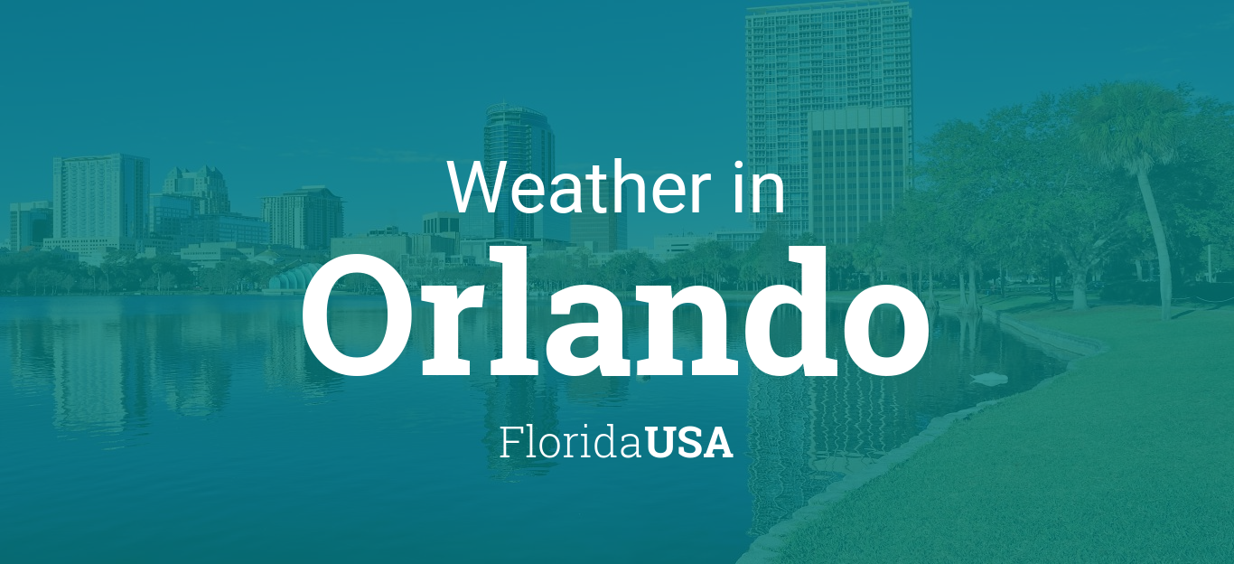 Orlando florida weather