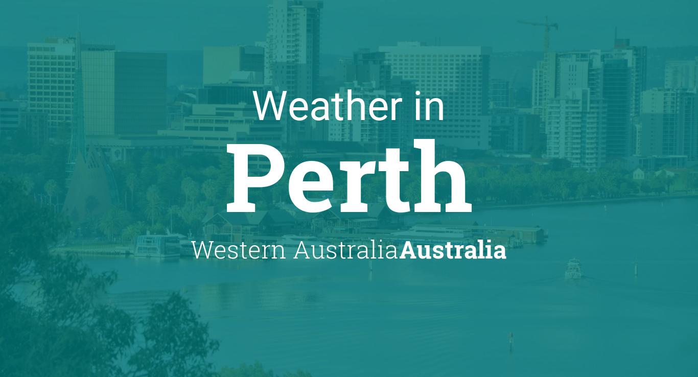 weather perth - photo #41