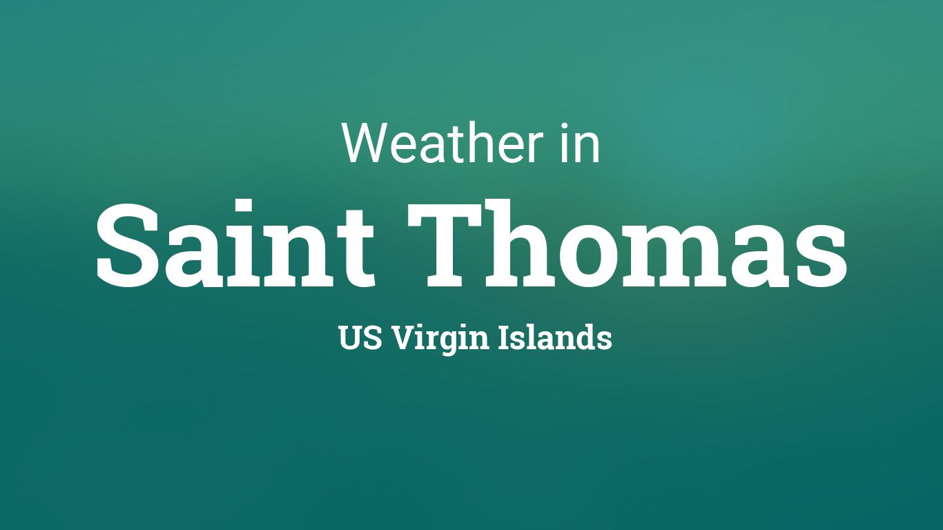 Virgin Islands Weather Forecast  Day