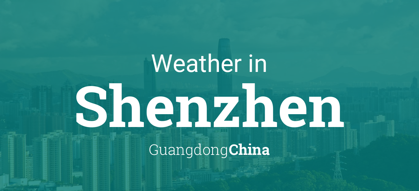 Calendar Planner Php : Weather for shenzhen guangdong china