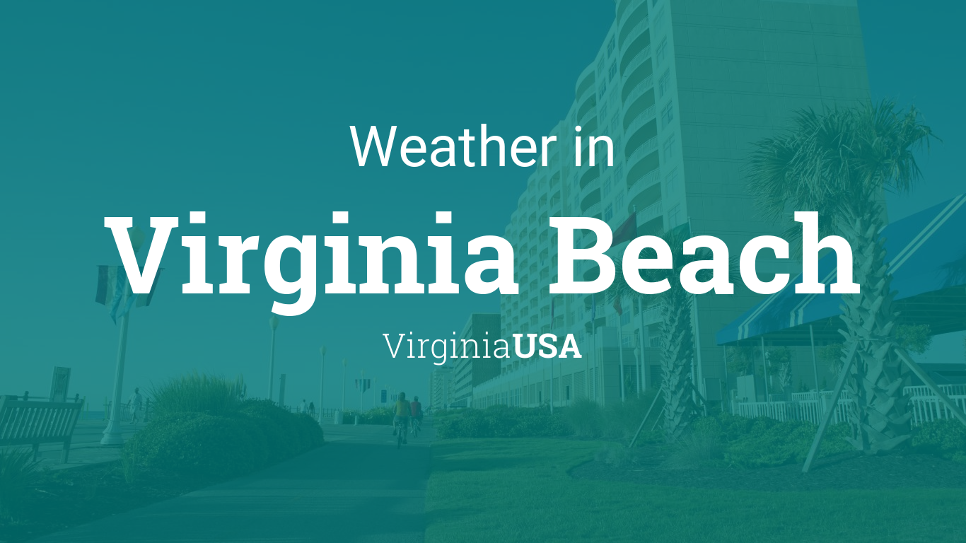 Weather For Virginia Beach, Virginia, USA