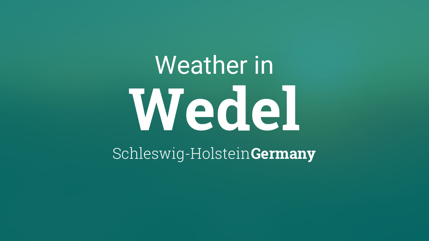 Dating wedel