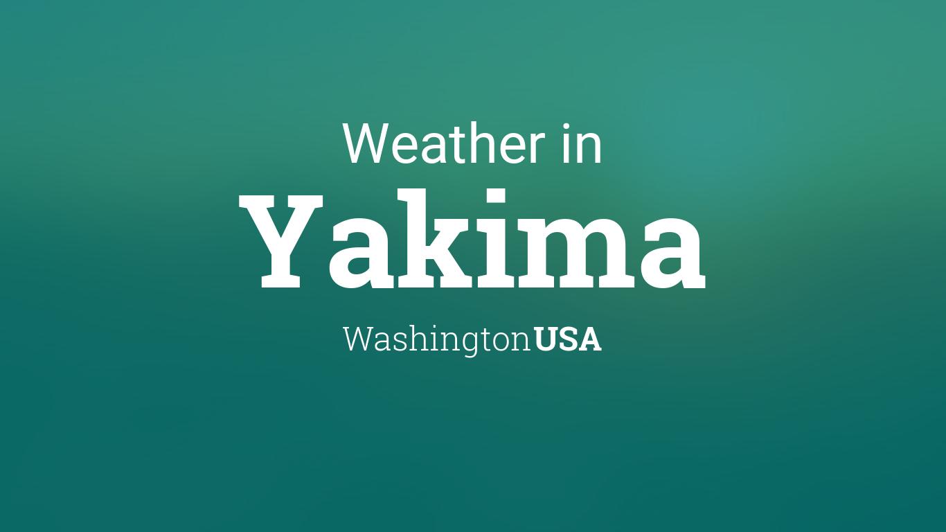 Calendar Planner Php : Weather for yakima washington usa