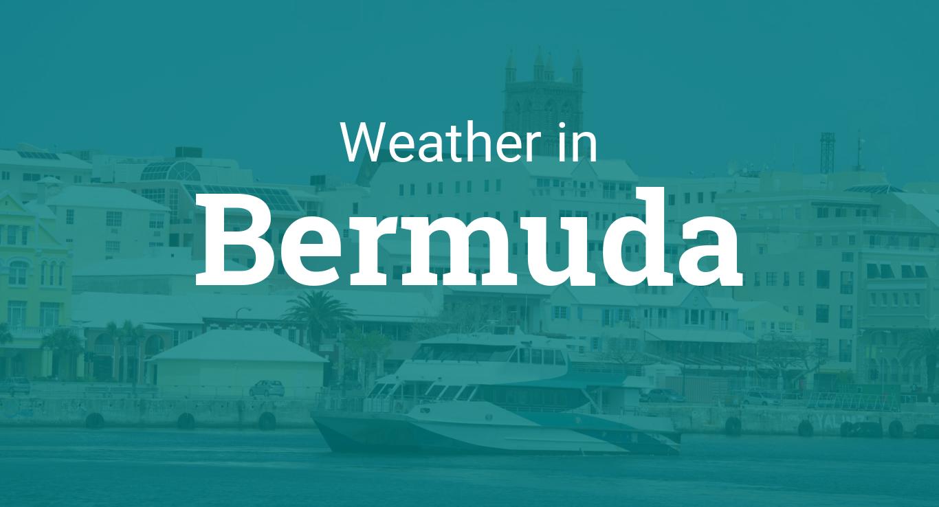 Weather in Bermuda