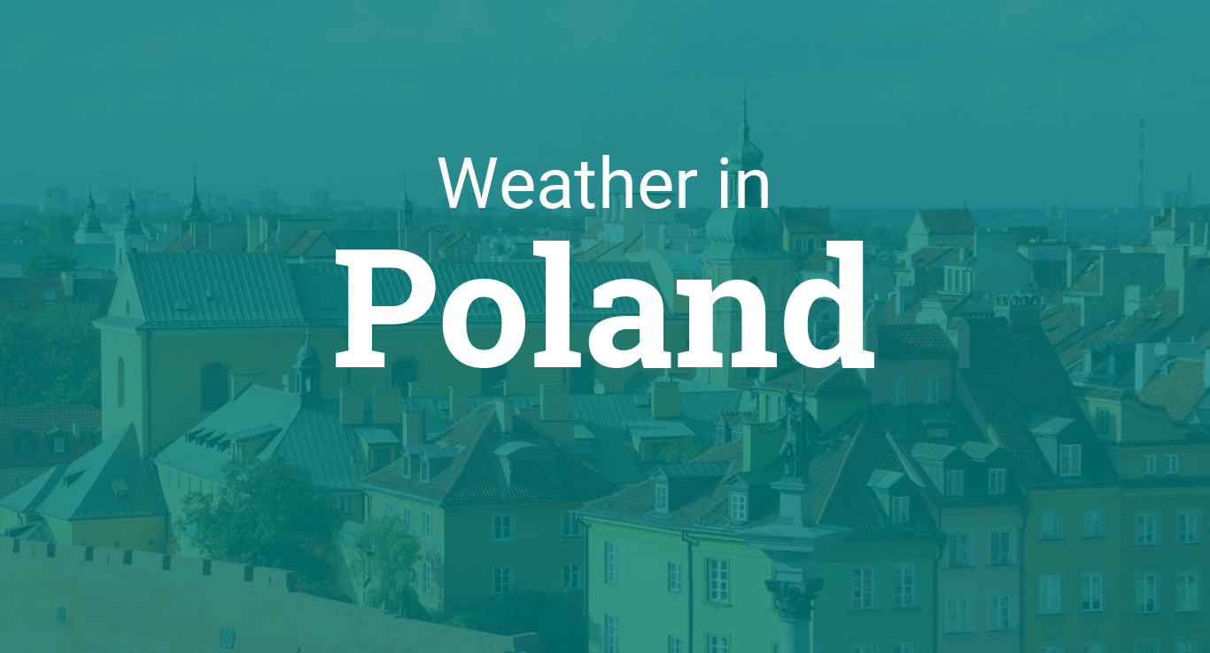Printable Monthly Calendar With Holidays : Weather in poland