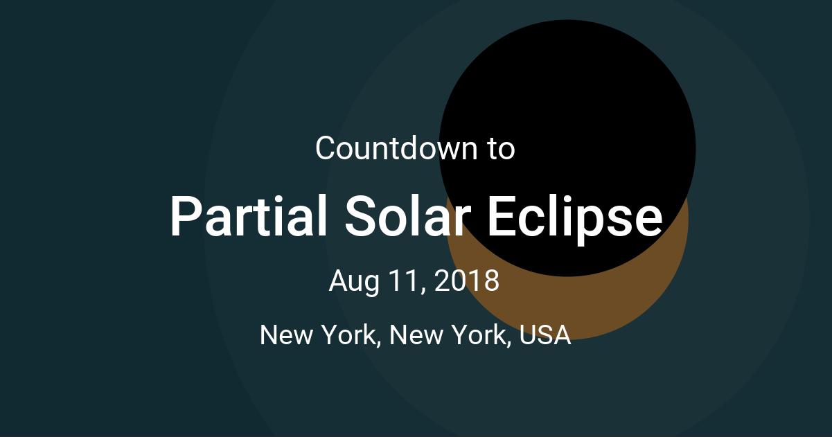 august 11 2019 solar eclipse