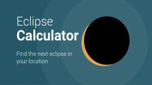 Eclipse Calculator – City Lookup