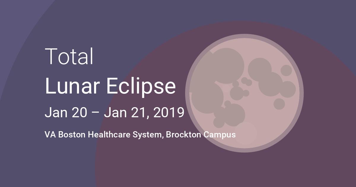 Brockton Va Campus Map.Eclipses Visible In Va Boston Healthcare System Brockton Campus