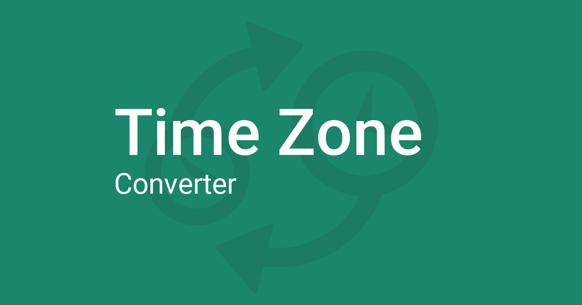 Us Time Zones Map Converter Time Zone Converter – Time Difference Calculator