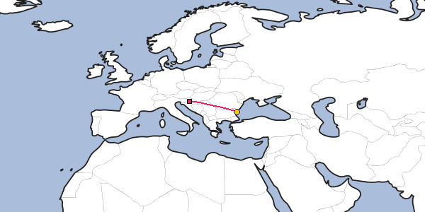 Distance Between Zagreb And Varna