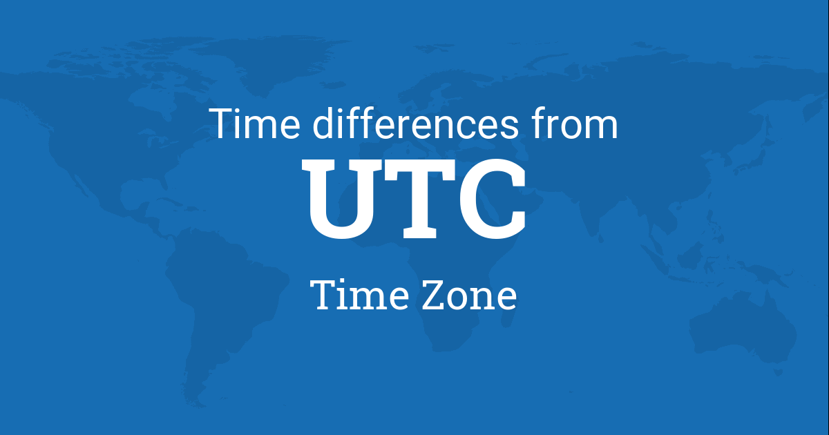 Time difference between utc time zone and the world gumiabroncs Image collections